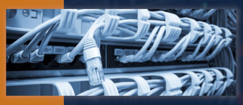 Projetos, análises, desenvolvimento e uma completa gama de serviços em Redes (Cabeadas e Sem Fios).